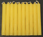 """Spell Candles 4"""" Lot of 10 - Choose from 20 Colors Mini Taper Chime Candle Magic"""
