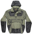 Grizzly Griptape Cold Front Padded Hooded Jacket Pocket Oute