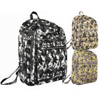 2017 OUUL Camo Backpack NEW