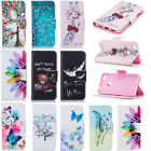 Case For Huawei Phone P10 P9 Lite 5C Wallet Leather PU Card Holder Stand Cover