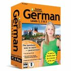 Instant Immersion Language Teaching Software Levels 1, 2 & 3 Retail Box