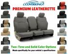 PREMIUM LEATHERETTE CUSTOM FIT SEAT COVERS for PONTIAC VIBE
