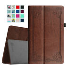 Folio Leather Case Stand Cover For All-New Amazon Fire HD 10 7th Gen 2017 Tablet
