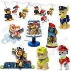 PAW PATROL KIDS BEDROOM LIGHTING ILLUMI-MATE, LAMP + MORE 100% OFFICIAL
