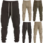 Mens Casual Jogger Jogging Gym Training Sports Fitness Slim Fit Pants Trousers