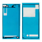 Back Cover+Screen Waterproof Sticker Adhesive Tape Glue For Sony Xperia Z1 Z2 Z3