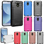 For Samsung Galaxy Sol 2 Zig Zag Shockproof Hybrid Rubber Silicone Case Cover