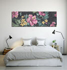 """Canvas Print Painting Wall Art Picture-Tropical Leaf Flower Home Decor16x16""""x3pc"""