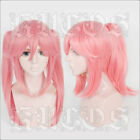 Fate/EXTRA CCC/Grand Order/FGO Tamamo no Mae Berserker Pink Cosplay Wig 2Vers.