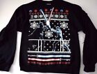 New Star Wars ugly sweater sweatshirt Christmas Holiday men's sizes 2XL $31.99 USD on eBay