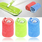 New Household Cleaning Pad Microfiber Mop Cloth Replace Floor Dust Tool Home