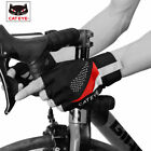 Cateye Half Finger Cycling Gloves MTB BMX Bike Bicycle Outdoor Sports Gloves New