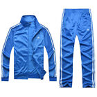 Men TrackSuit Jogging Jacket Sport Suit Sets Trousers спортивная одежда Vêtement