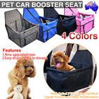 Upgrade Pet Car Booster Seat Puppy Dog Auto Carrier Travel Protector Safe Basket