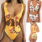 New UK Womens Fashion Monokini Swimsuit Bodysuit Beach Swimwear Bikini Set