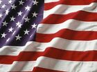 Nylon American Flag with Brass Grommets, Outdoor US Flag, All Sizes, You Pick
