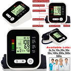 Automatic Upper Arm Digital Blood Pressure Monitor Meter Intellisense 180 Memory