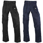 CAT Caterpillar Cargo Work Trousers Mens Classic Fit Durable Pants