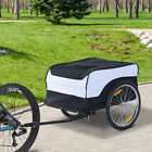 Folding Bicycle Cargo Storage Bike Trailer Enclosed Cart Removable Cover Hitch <br/> 1 - 2 Days Delivery ✔ High Quality ✔ 30 Days Return ✔