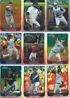 2012 Bowman Refractor Baseball cards - Pick the ones you want !!
