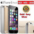 """ No Fingerprint "" APPLE IPHONE 6 PLUS FACTORY UNLOCKED 16GB -64GB -128G."