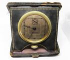 WALTHAM 8 DAY FOLDING DESK POCKET WATCH W/ ORIGINAL BOX (T18)