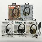 Skullcandy Crusher Foldable On-Ear Headphones with Built-in Amplifier and Mic