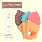 Baby Pacifier Bite Teether Teething Toys Food Grade Silicone Dental Gum Massage.
