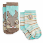DISNEY STORE CUTE THUMPER SOCK SET FOR BABY 2-PACK MATCH TO CUTE THUMPER OUTFITS