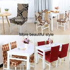 Stretchy Seat Covers Kitchen Dining Chair Cover Restaurant Wedding Part Decor