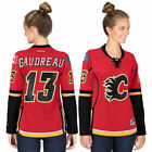 Johnny Gaudreau Calgary Flames Reebok Womens Premier Player Jersey Red