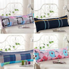 Luxury Full Body Pillow Long Sleep Pillow Case Filling Cotton Cover-1.2m/1.5m image