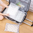 Waterproof Thicken Clothes Storage Bags PVC Cactus Translucent Sealed Bag NEW