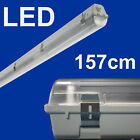 LED Feuchtraumleuchte Feuchtraumwannenleuchte LED Röhre  IP65 T8 150cm