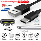 Genuine USB-C Type C Charging Data Cable Lead 3.1 Super Fast Charging For HUAWEI