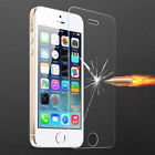 Premium Tempered Glass Screen Protector Film LCD Guard for iPhone 5 6 6S 7 Plus