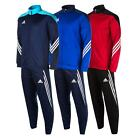 Mens adidas Sereno 14 Tracksuit In Blue From Get The Label