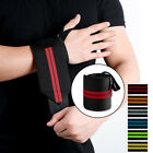 Crossfit Workout Wrist Wraps Bandage Weight Lifting Straps Hand Support Brace US