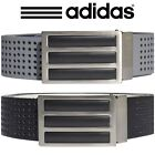 Adidas Golf Mens 2019 3 Stripes Reversible Perforated 2-in-1 Belt