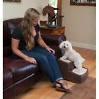 Pet Gear Easy Step I & II Dog Cat Stairs, Ladder for Couch or Bed ALL COLORS