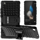 G-Shield® Shockproof Heavy Duty Hard Stand Case Cover For Huawei P8 Lite 2015/16