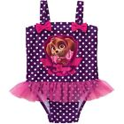 PAW PATROL SKYE NICKELODEON UPF-50+ Swim Bathing Suit Toddlers Size 2T or 3T $24