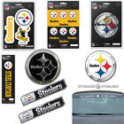 NFL Pittsburgh Steelers Premium Vinyl Decal / Sticker / Emblem - Pick Your Pack on eBay
