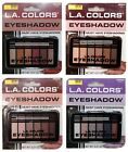 L.A. COLORS* 6 Color MUST HAVE EYESHADOWS Eye Shadow Palette