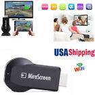 Wireless Wifi HDMI Dongle Phone to TV Video Adapter For iPhone X 6 8 IOS Android