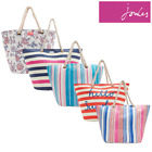 Joules Summer Beach Bag (Y)