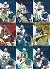 2017 Prestige Stars of the NFL Football cards - Complete Your Set !!