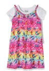 UNIVERSAL TROLLS POPPY PINK DRESS SIZE 4/5 6/6X 7/8 10/12 NEW! image