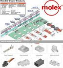 Внешний вид - Molex 2,4,6,8,10,up 24 Pins Male & Female Housing w/ Pins 18-24 - Mini-Fit Jr ™