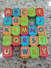 Replacement Letter Blocks for *** VTech Sit-to-Stand Alphabet Train ***